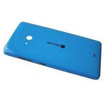 Задняя крышка Microsoft (Nokia) Lumia 540 Dual Sim (RM-1141) голубая Оригинал Китай