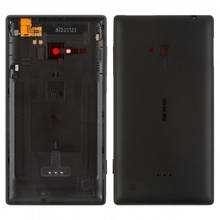 Задняя крышка Nokia Lumia 720 черная