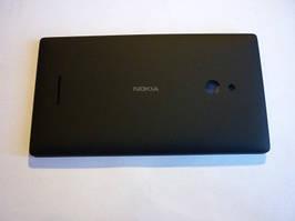 Задняя крышка Nokia XL Dual Sim (RM-10301042) черная