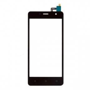 Сенсор (тачскрин) Nomi i5010 Evo M черный, фото 2
