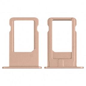 Держатель SIM-карты Apple iPhone 6 Plus золотистый