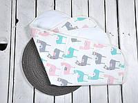 Непромокаемая пеленка, Альпака, фото 1