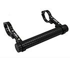 Розширювач / екстендер / розвантаження 150 мм MZYRH B10 для вело керма з двома прямими кріпленнями (CNC АЛЮМІНІЙ 6061), фото 3