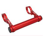 Розширювач / екстендер / розвантаження 150 мм MZYRH B10 для вело керма з двома прямими кріпленнями (CNC АЛЮМІНІЙ 6061), фото 4