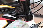 Набір прозорих захисних самоклейок для велосипедної рами (комплект: 15 НАКЛЕЙОК), фото 4