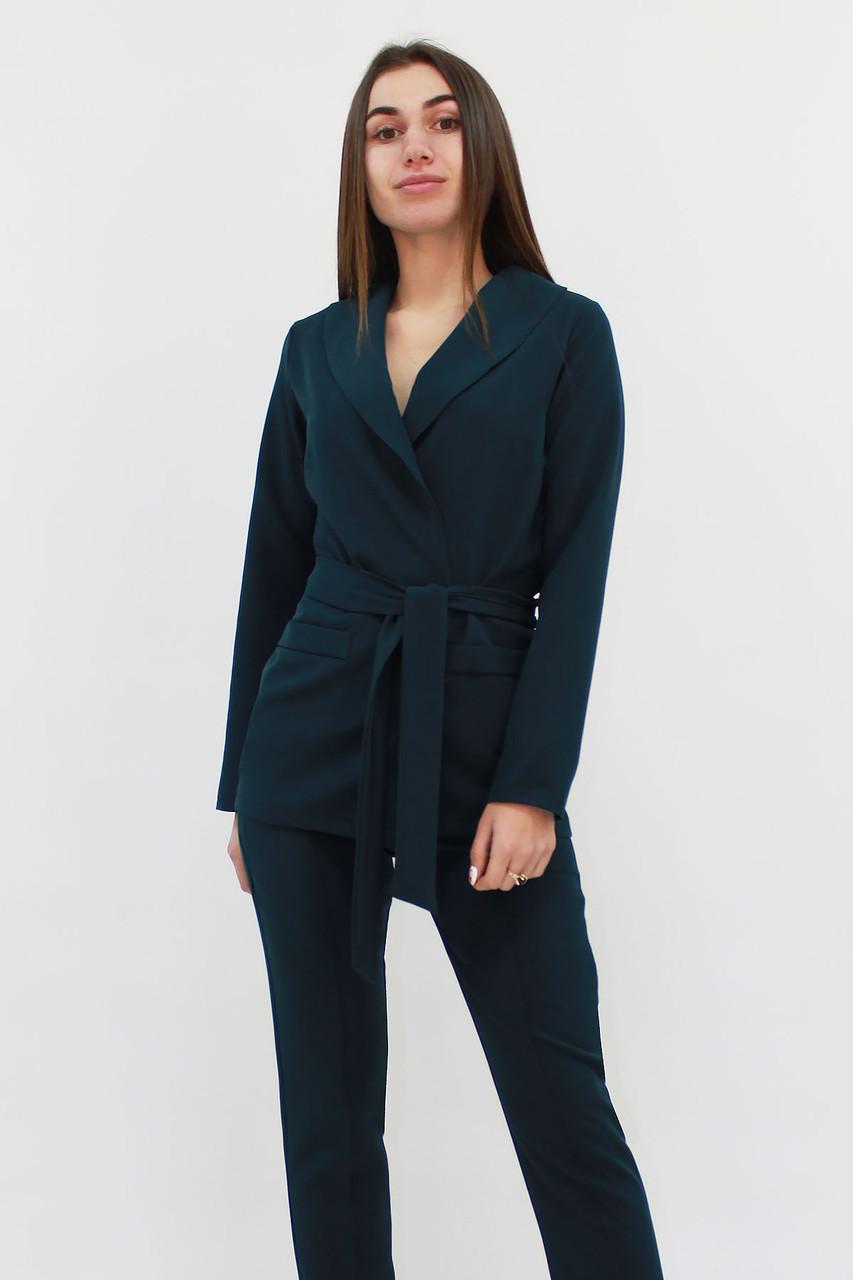 S, M, L, XL | Стильний жіночий костюм Mango, зелений
