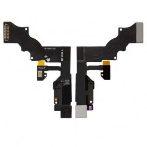Шлейф Apple iPhone 6 Plus с фронтальной камерой 1.2MP, датчиком приближения, микрофоном