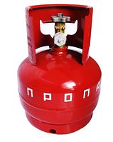 Баллон газовый бытовой Novogas 5л (Беларусь)