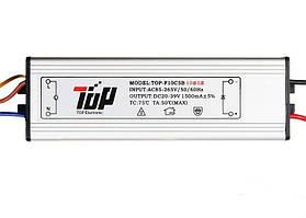 Драйвер светодиода LED 1x70W 27-38V IP67 для прожектора