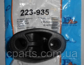 Резинка катализатора, резонатора и глушителя Renault Sandero 2 (Fischer 223-935)(среднее качество)