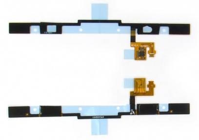 Шлейф Samsung T800 Galaxy Tab S 10.5, T805 с сенсорными кнопками, фото 2
