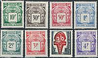 Французская Полинезия 1948 год