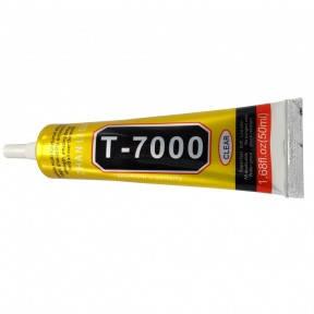 Клей силиконовый T7000, универсальный, черный, 50мл, фото 2