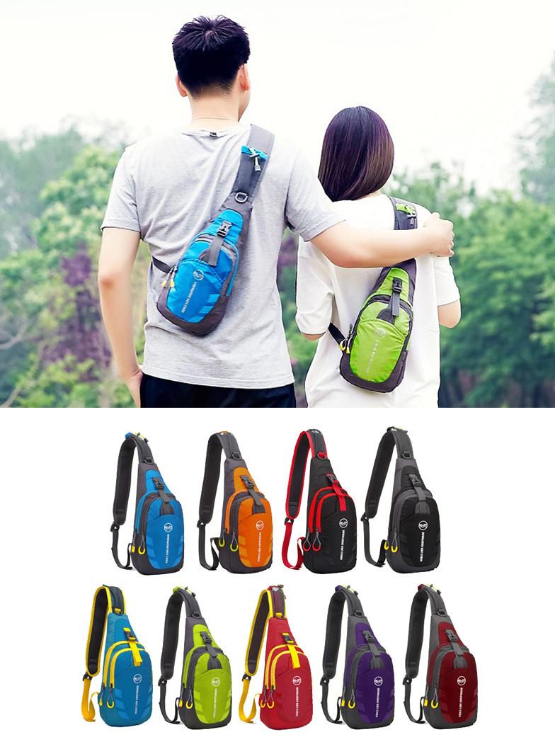 Сумка универсальная легкая / вело-рюкзак слинг (10 л) Noble Lion Jingpinbag L17
