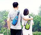 Сумка универсальная легкая / вело-рюкзак слинг (10 л) Noble Lion Jingpinbag L17, фото 9