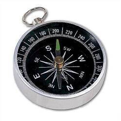 Портативний ручний компас S01 в металевому корпусі для активного відпочинку