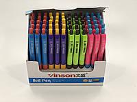 Автоматическая шариковая ручка Vinson синяя
