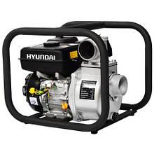 Бензиновая мотопомпа HYUNDAI HY 83