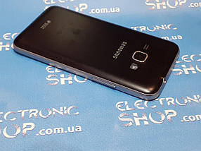 Корпус кришка, середня частина Samsung SM-J120H Original б.у, фото 2