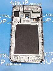 Корпус кришка, середня частина Samsung SM-J120H Original б.у, фото 3