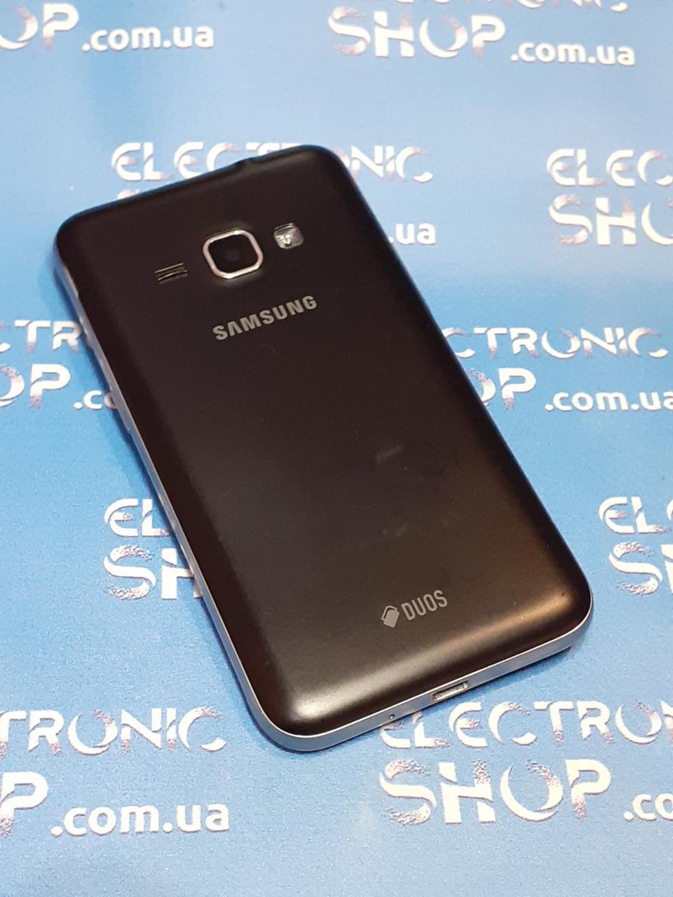 Корпус кришка, середня частина Samsung SM-J120H Original б.у