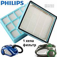 Фільтр для пилососа Philips EasyLife fc 8130, fc 8132, fc 8134, fc 8136, fc 8140, fc 8142, fc 8144, fc 8146