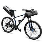 Велосипедная bikepacking походная быстросъемная подрульная грузовая сумка NEWBOLER BAG005 (3-7 л), фото 5