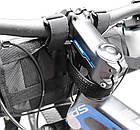 Велосипедная bikepacking походная быстросъемная подрульная грузовая сумка NEWBOLER BAG005 (3-7 л), фото 6