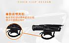 Светодиодная велосипедная влагозащищенная фара / фонарь с зарядкой USB COOLOH, фото 4