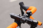 Светодиодная велосипедная влагозащищенная фара / фонарь с зарядкой USB COOLOH, фото 5