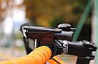 Светодиодная велосипедная влагозащищенная фара / фонарь с зарядкой USB COOLOH, фото 6