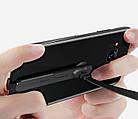 Игровой эргономичный USB-кабель «лапша»TYPE-C для зарядки смартфона WSKEN / BENKS (с присоской, 2 м), фото 3