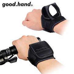 Универсальный браслет с зеркалом заднего вида для велосипедистов BlackEye «Good Hand»