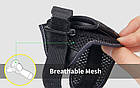 Универсальный браслет с зеркалом заднего вида для велосипедистов BlackEye «Good Hand», фото 6
