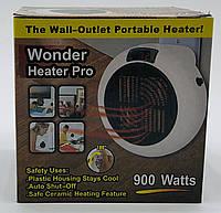 Портативный мини электрообогреватель Wonder Heater Pro 900 Вт