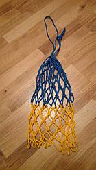 "Баскетбольная сетка ""Basket PRO"" (1шт.) шнур 4,5 мм"