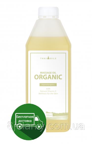 "Массажное масло ""ThaiOils"" Organic"