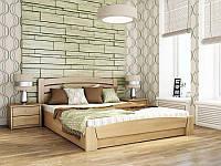 Кровать деревянная с подъёмным механизмом Селена Аури ТМ Эстелла