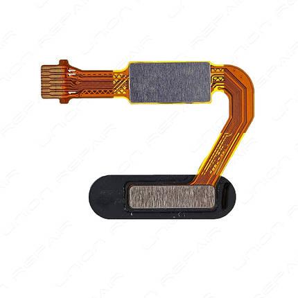 Шлейф Huawei Mate 10 ALP-L09, ALP-L29, Honor V10, P20, P20 Pro, Nova 2s с сканером отпечатка пальца,, фото 2
