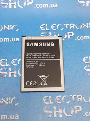 Аккумулятор  Samsung J120 / J120H / J120F Galaxy J1 (2016) / EB-BJ120CBE (2050 mAh) Original б.у, фото 2