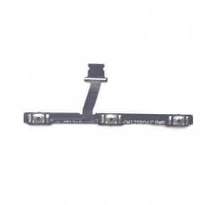 Шлейф Meizu M6 M711H, M711M, M711Q с кнопкой включения, кнопками регулировки громкости, фото 2