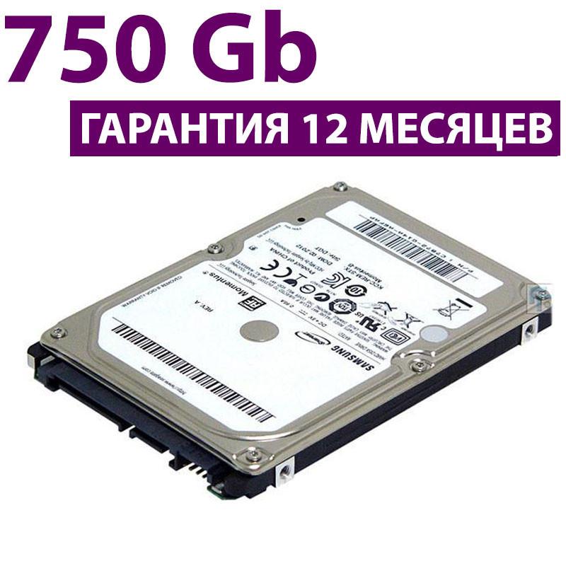 "Жесткий диск для ноутбука 2.5"" 750 Гб/Gb Seagate, SATA2, 8Mb, 5400 rpm (ST750LM022), винчестер hdd"