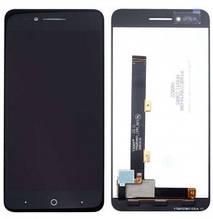 Дисплей ZTE Blade A610, A612 с сенсором (тачскрином) черный