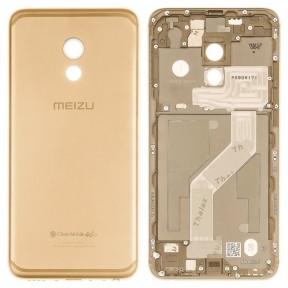 Задняя крышка Meizu Pro 6 (M570) золотистая