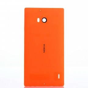 Задняя крышка Nokia Lumia 930 оранжевая Оригинал Китай, фото 2