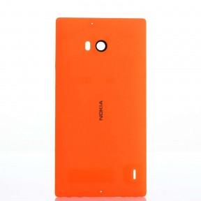 Задняя крышка Nokia Lumia 930 оранжевая Оригинал Китай