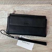 Мужской многофункциональный кошелек Gucci, фото 1