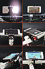 """Металлическое крепление на руль / держатель для телефона (смартфона) BM03 65 - 98 мм / ~ 4.7"""" - 7"""", фото 3"""