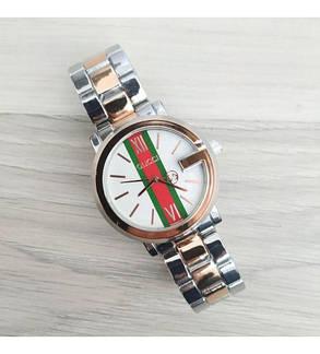 Мужские Часы Gucci (Гуччи) Браслет, Чоловічі Часи Годинник, в Коробке  ГАРАНТИЯ, фото 2