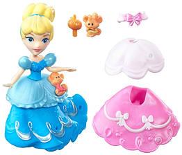 Кукла Принцессы Дисней Маленькое королевство Золушка с аксессуарами Hasbro B7158/B5327